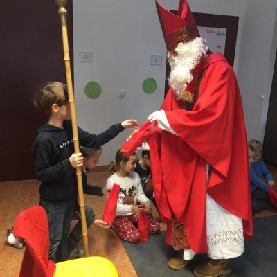 Besuch vom Nikolaus (2)